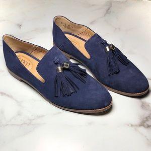 Franco Sarto tassel loafers